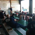 Fire Training Meeting Indoors