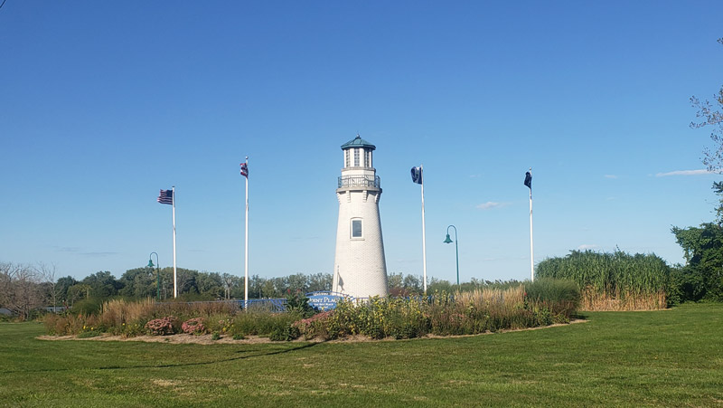 Point Place Lighthouse